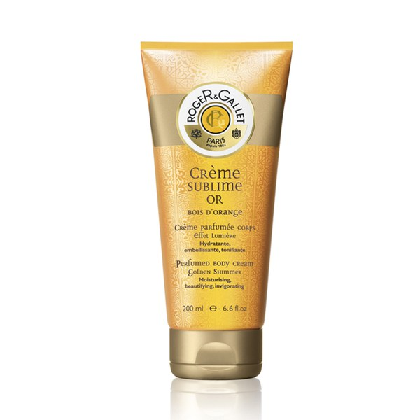 Roger&Gallet Bois d'Orange Creme Sublime ODER Body Creme 200 ml