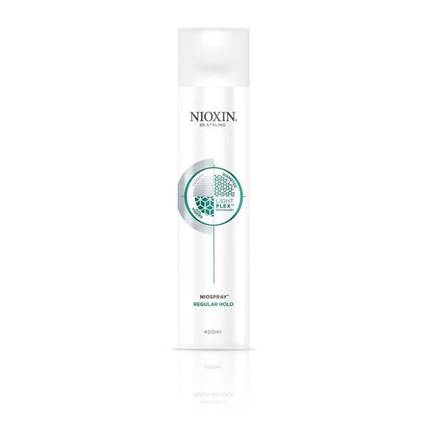 Nioxin Spray Regular Hold (400g)
