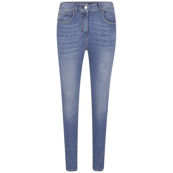 Religion Women's High-Waisted Skinny Jeans - Rusty Wash