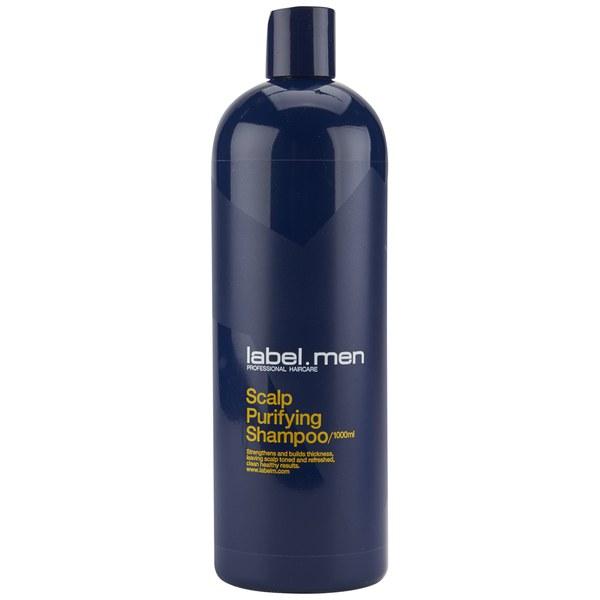 label.men Scalp Purifying Shampoo (1000ml)