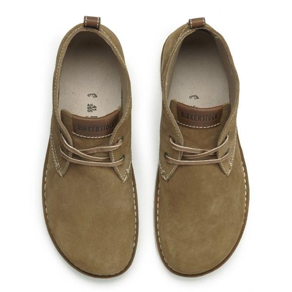 Birkenstock Men S Harris Suede Desert Boots Nut Free