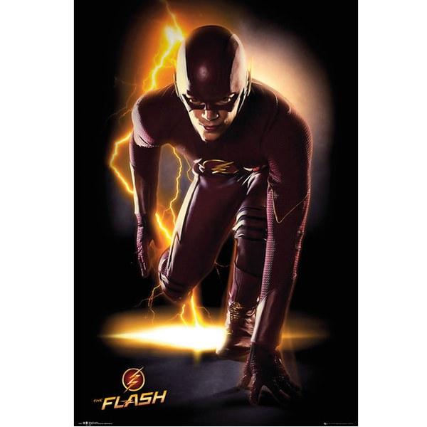 DC Comics The Flash Speed - Maxi Poster - 61 x 91.5cm
