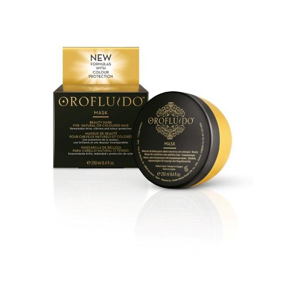 Orofluido Mask with Colour Protection (250ml)