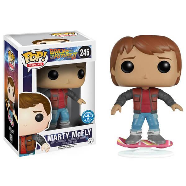 Marty McFly ZBOX exclusive Pop! Vinyl Figure