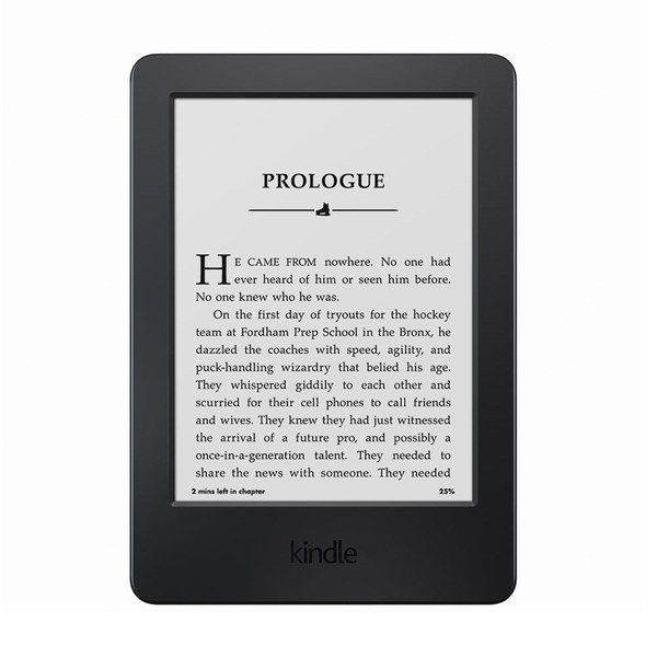 record extension for kindle books
