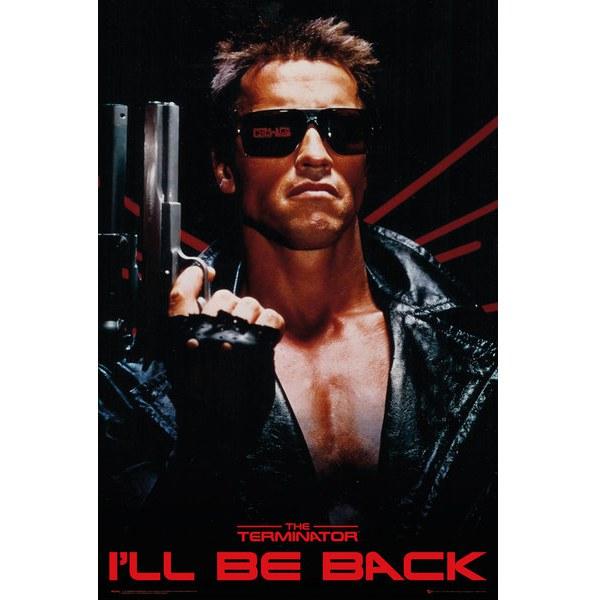 i be back terminator