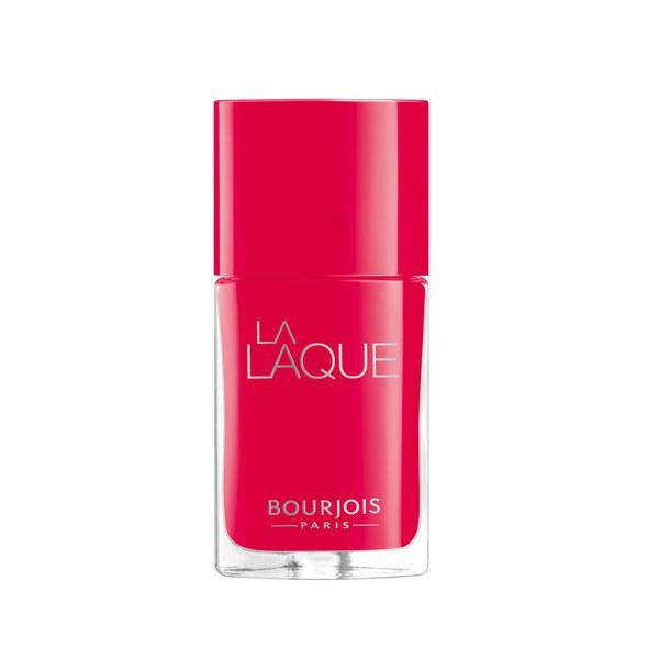 Bourjois La Laque Nagellack - flambant Rose 04 (10 ml)
