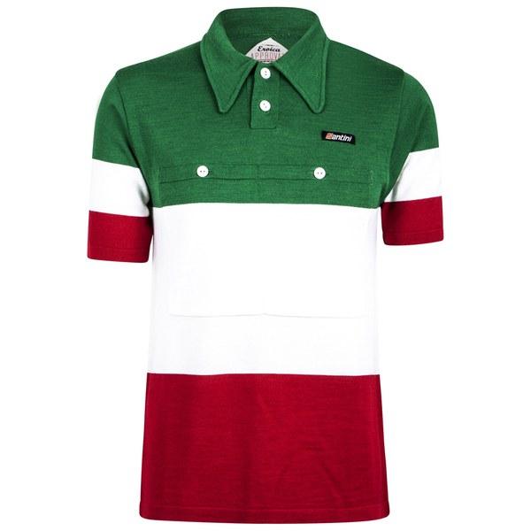 santini 60s campione d 39 italia heritage series polo shirt