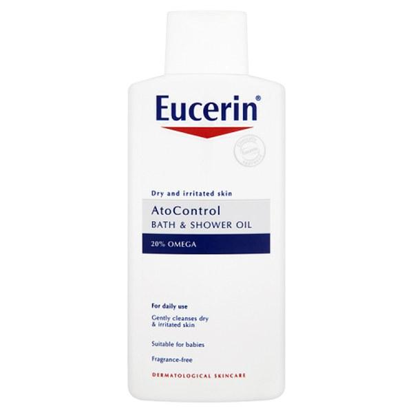 Eucerin® AtoControl Bath and Shower Oil (400ml)