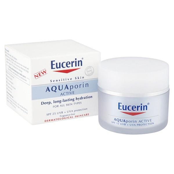 Eucerin® Aquaporin Active LSF 25 UVB + UVA-Schutz (50ml)