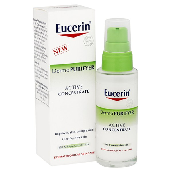 Eucerin® Dermo PURIFYER Active Concentrate (30ml)
