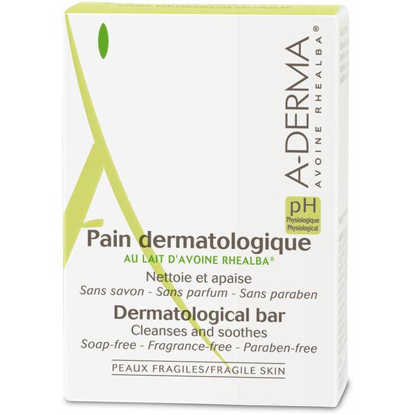 Limpiador en Barra A-Derma Dermatological Bar (100g)