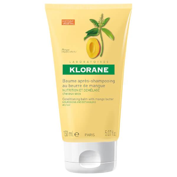 KLORANE Mango Butter Nourishing Conditioning Balm (150ml)