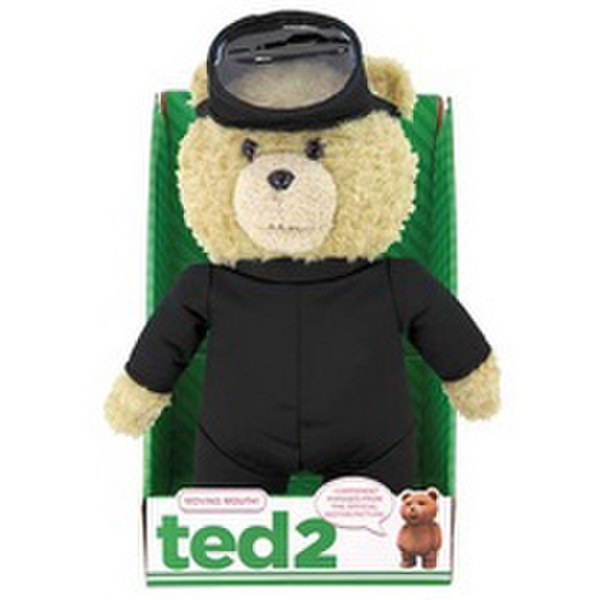 Ted 2 Ted Animated Explicit Scuba Outfit Talking 16 Inch Plush Figure