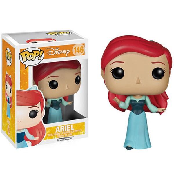 Disney The Little Mermaid Ariel Blue Dress Pop! Vinyl Figure