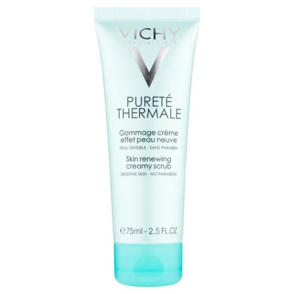 Vichy Purete Thermale Skin Renewing Creamy Scrub (75ml)