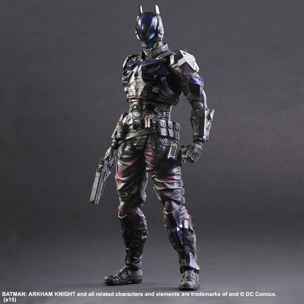 Square Enix DC Comics Batman Arkham Knight Arkham Knight Play Arts Kai Figure