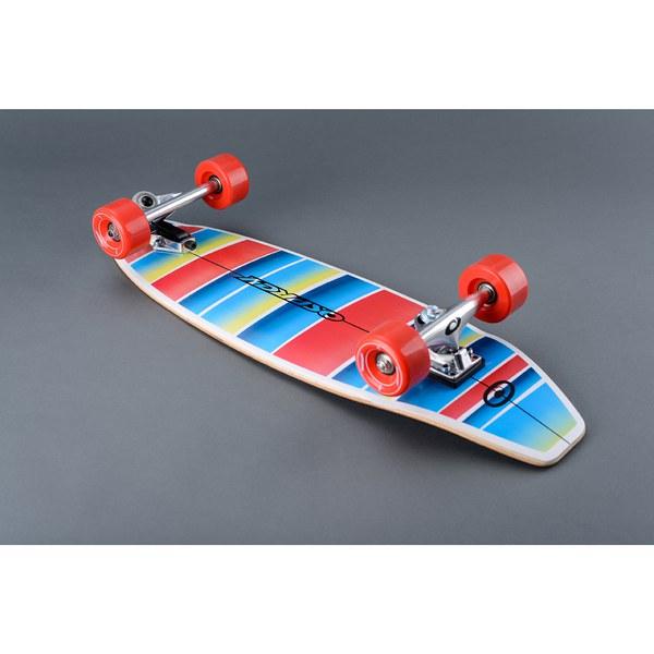 Osprey Stripe Carver Skateboard - 29 Inch Sports & Leisure ...
