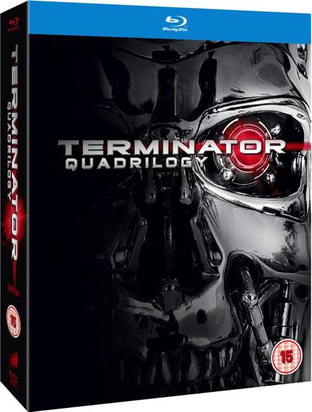 Terminator 1-4 Box Set