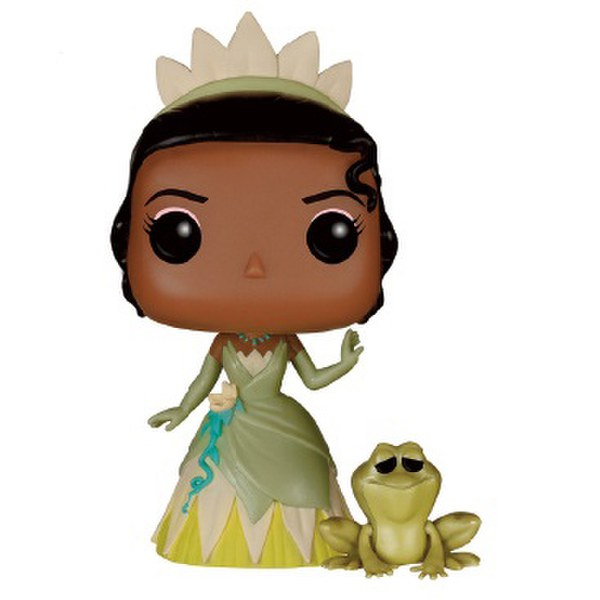 Disney Princess And The Frog Tiana And Naveen Pop Vinyl