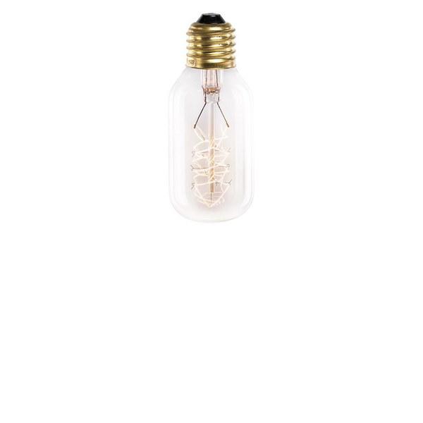 Nkuku Dome Screw Filament Light Bulb - 10.5 x 4cm