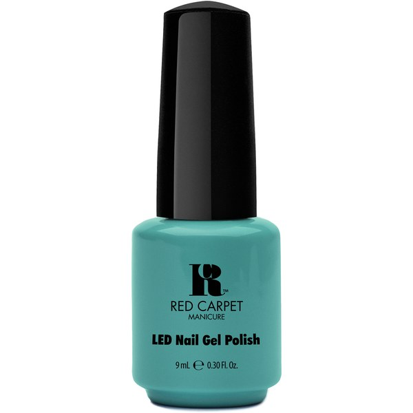 Red Carpet Manicure A New York Minute - Light Green Crème (9ml)