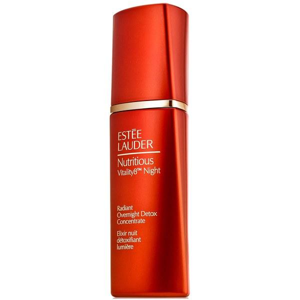 Estée Lauder Nutritious Vitality8 Night Radiant Overnight Detox Concentrate 30ml