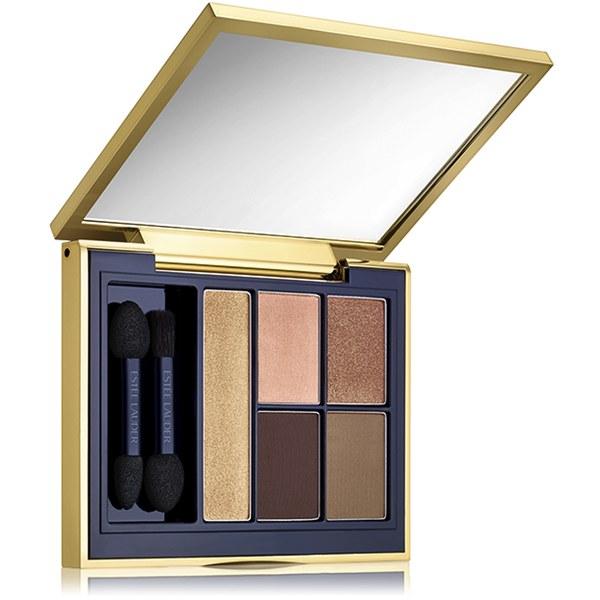 Estée Lauder Pure Color EnvySculptingEyeshadow 5-Color Palette 7gim FarbtonFiery Saffron