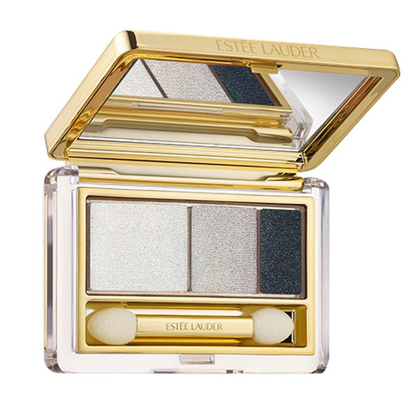 Estée Lauder Pure Color Instant Intense Eye Shadow Trio 2 g in Smoked Chrome