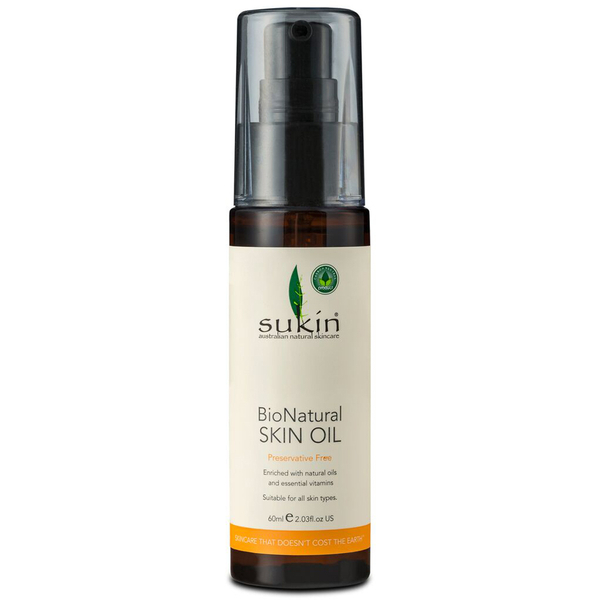 Sukin BionNatural Skin Oil 60 ml