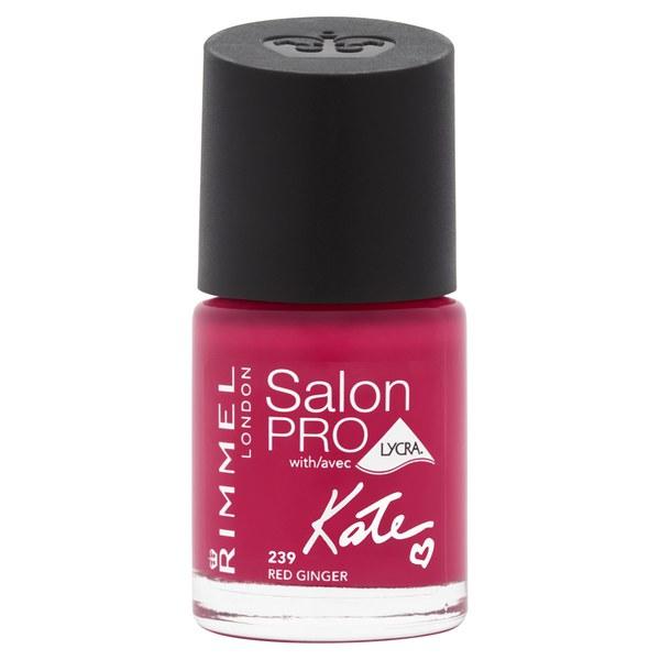 Rimmel Kate Salon Pro Nail Polish - Red Ginger