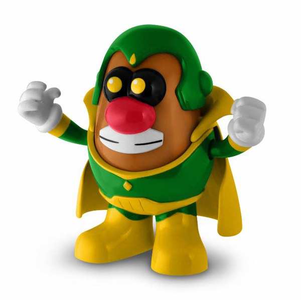 Marvel Comics Vision Mr. Potato Head
