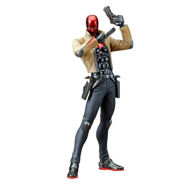 Kotobukiya DC Comics Batman Arkham Knight Red Hood ArtFX+ 1:10 Scale Statue
