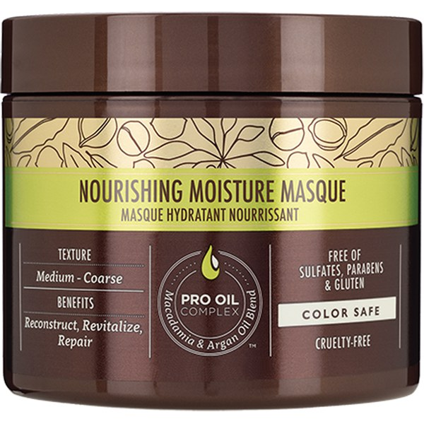 Macadamia Nourishing Moisture Masque (60ml)