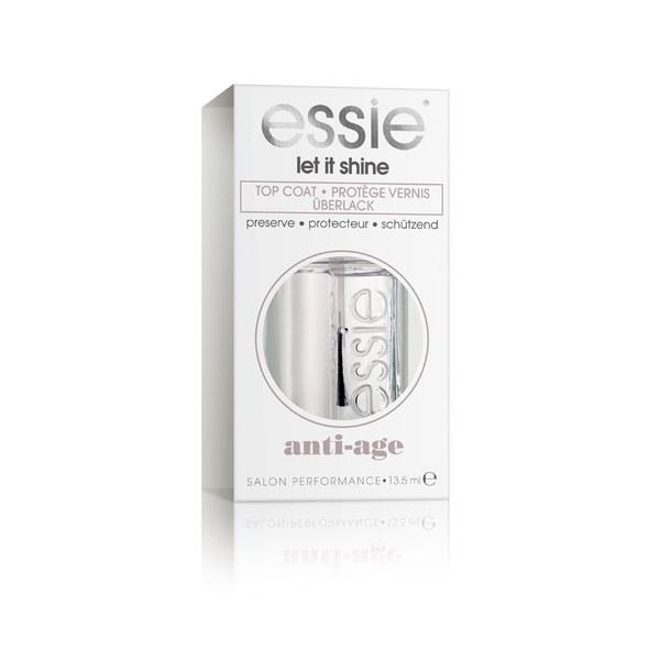Capa de Acabado Essie Let it Shine