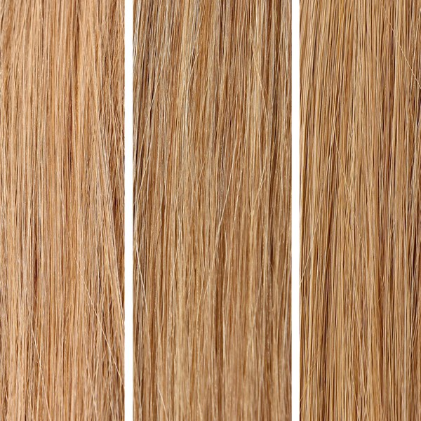 Beauty Works 100% Remy Colour Swatch - Blonde Bundle