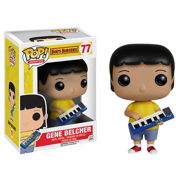 Bob's Burgers Gene Belcher Pop! Vinyl Figure