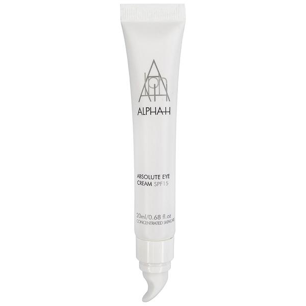 Alpha-H Absolute Eye Cream SPF 15 (20ml)