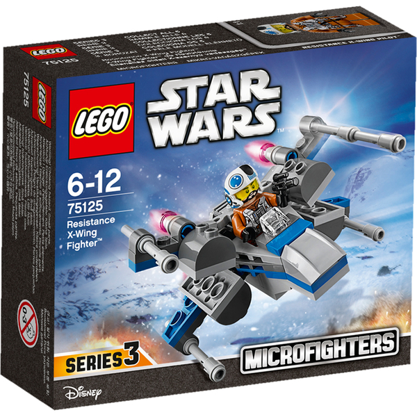 LEGO Star Wars: Resistance X-Wing Fighter™ (75125)