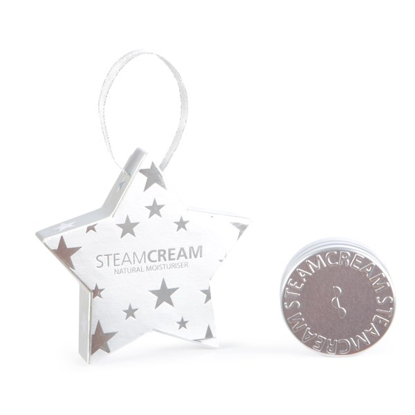 STEAMCREAM Xmas Star with Mini Tin (25ml)