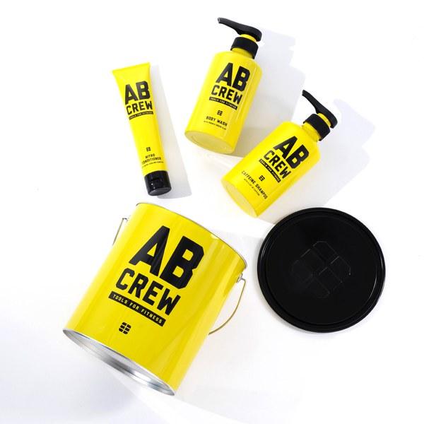 AB CREW The Abnormal Wash Set (Worth £72.00)