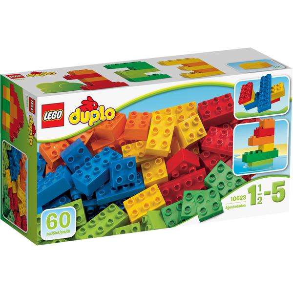 lego duplo basic bricks large 10623 toys