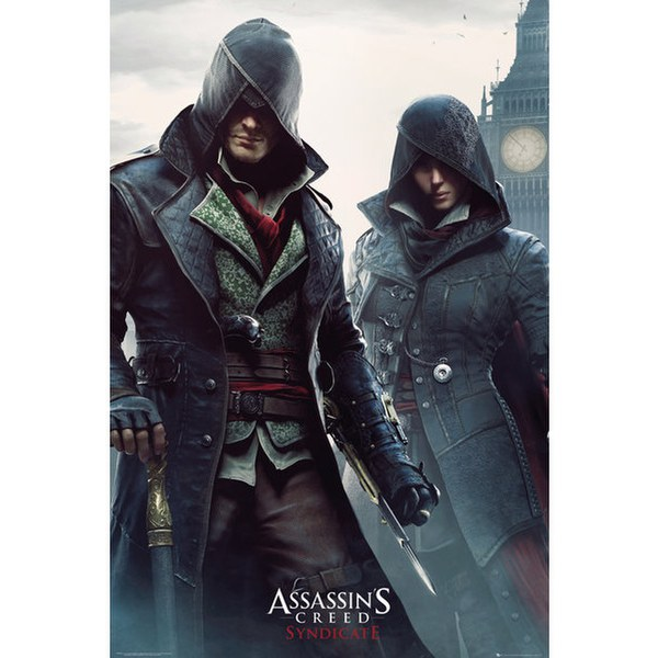 Assassins Creed Syndicate Gang Members - 24 x 36 Inches Maxi Poster