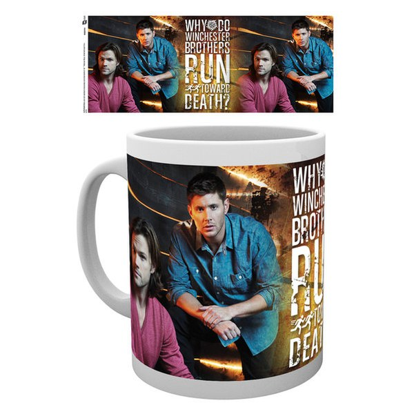 Supernatural Sam And Dean - Mug