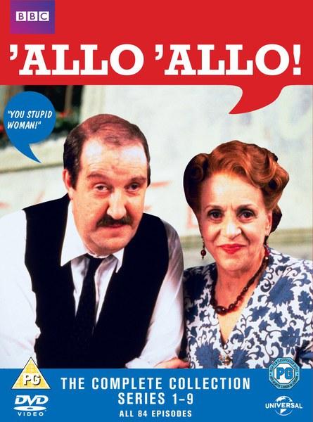 'Allo 'Allo: Series 1-9
