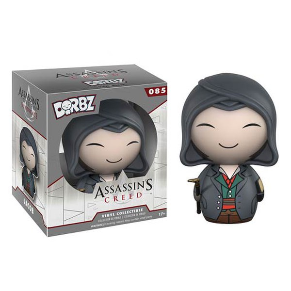 Assassin's Creed Jacob Dorbz Action Figure