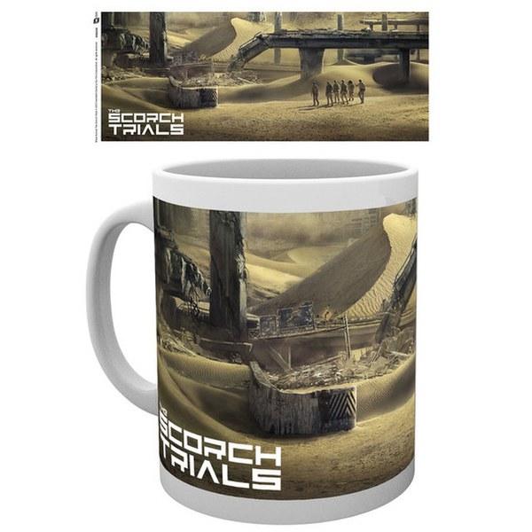 Maze Runner 2 Poster - Mug