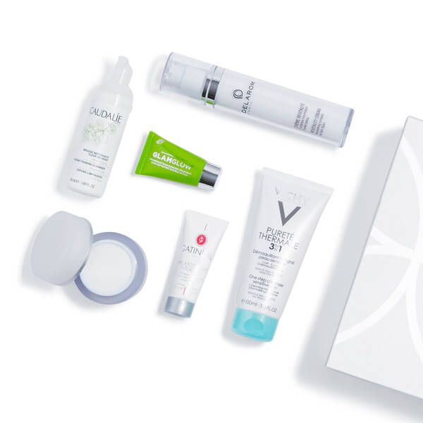 Caja Piel Sana Lookfantastic Healthy Skin Box – Piel normal/mixta (Valorada en 128€)