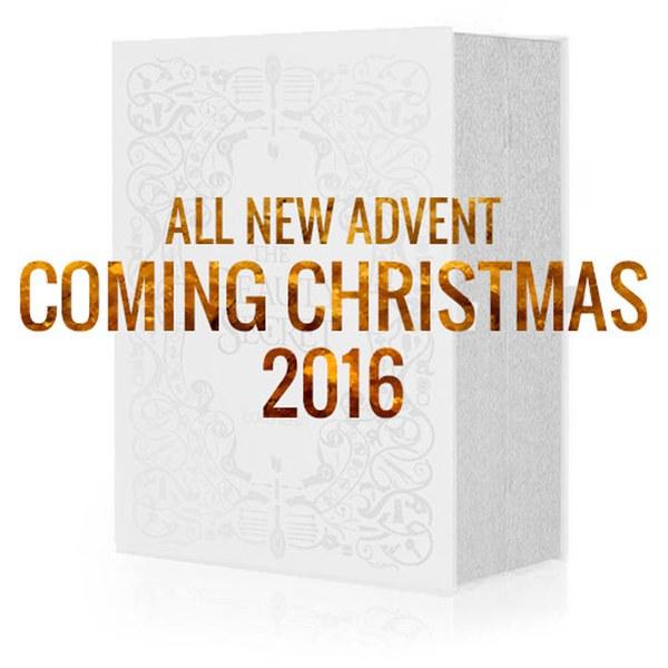 Advent Calendars 2016 : Lookfantastic advent calendar free delivery
