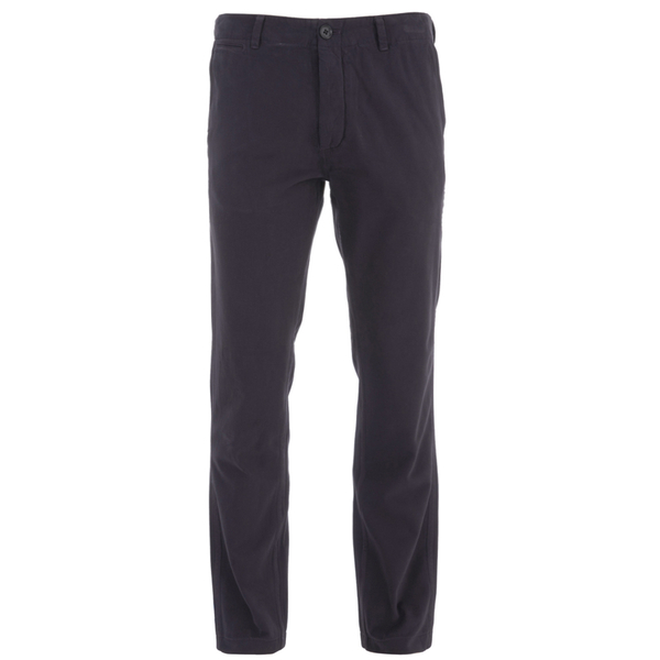 Paul Smith Jeans Men's Tapered Cotton Trousers - Damson